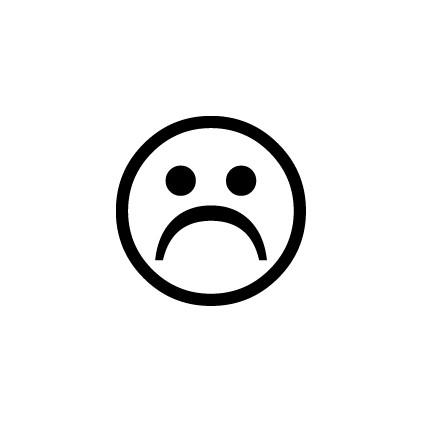Tampon encreur personnalis pr nom appr ciation ecole - Smiley en noir et blanc ...