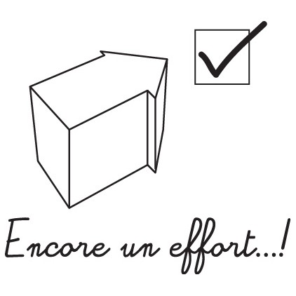 Tampon n°8: Encore un effort