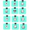 Pack de 10 Smileys et Appréciations