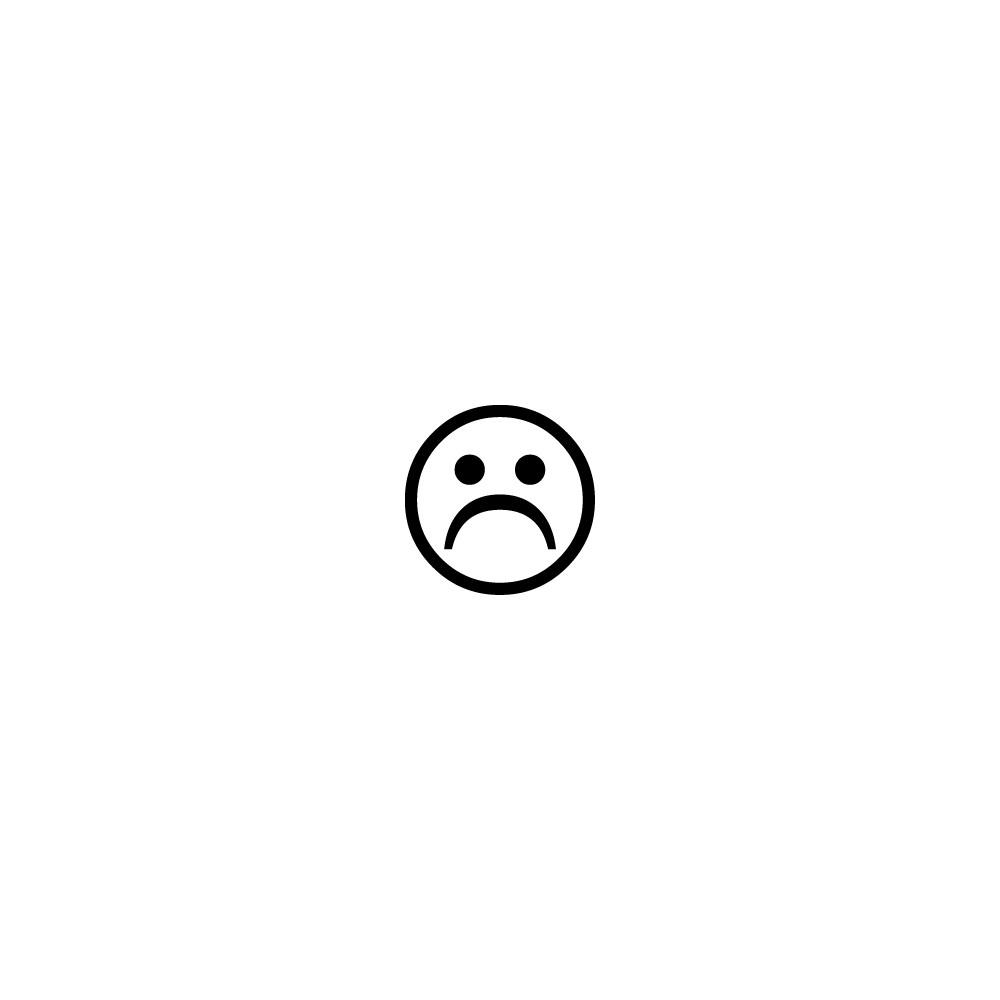 Tampon n°20: Smiley triste