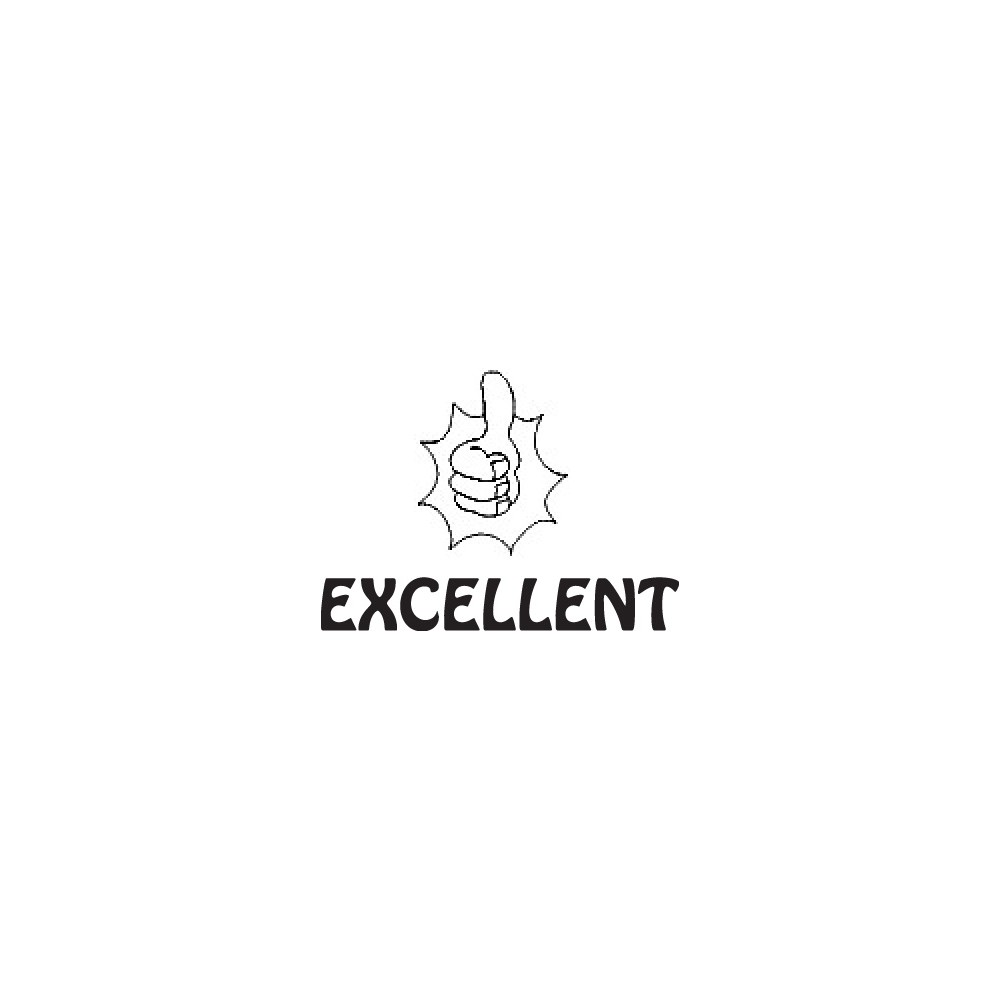 Tampon n°4: Excellent