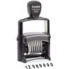 Numéroteur 8 bandes metal line Trodat 5558 41x5 mm