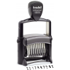 Numéroteur 10 bandes metal line Trodat 55510 48x5 mm