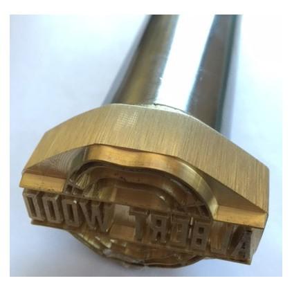 Marque à bruler électrique pour le bois ou le cuir avec votre logo