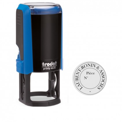 Tampon printy 4630 - 1 à 5 lignes - 29mm - Port gratuit