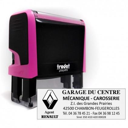 Tampon printy 4915 LOGO - 69x24 mm - Port gratuit