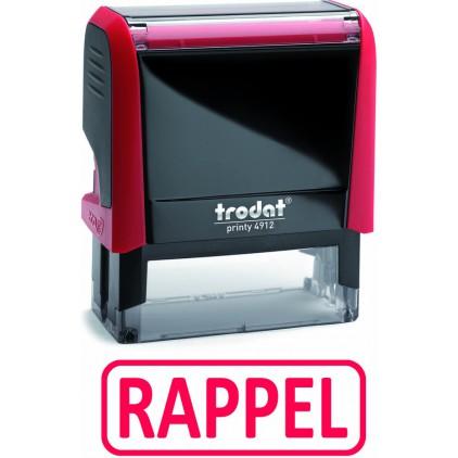 Tampon formule commerciale RAPPEL