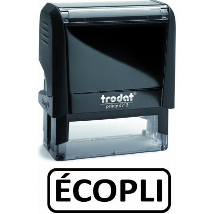 Tampon formule commerciale ECOPLI