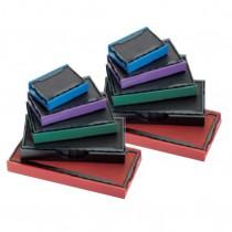 Boîtes de 10 recharges d'encre pour tampons TRODAT